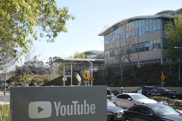 Youtube Zentrale