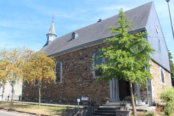 Eupener Bergkapelle (Bild: Michaela Brück/BRF)