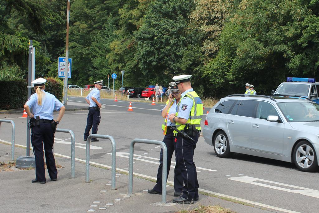 Grenzkontrollen Holland