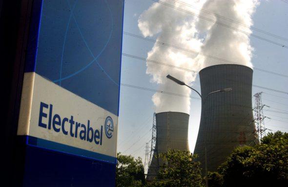 Das Kernkraftwerk in Tihange (Bild: Tanguy Jockmans/Belga)