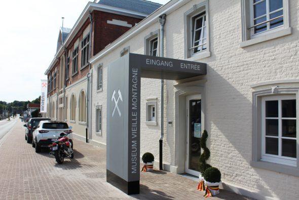"Museum ""Vieille Montagne"" in Kelmis (Bild: Lena Orban/BRF)"