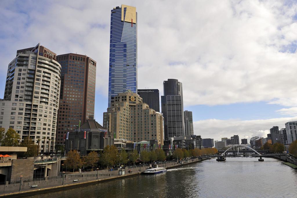 Ortszeit Melbourne