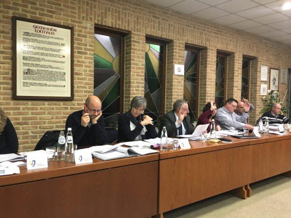 Die Union auf der Oppositionsbank - Bild: Simonne Doepgen