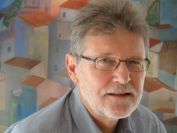 Martin Thull (Bild: GrenzEcho-Verlag)