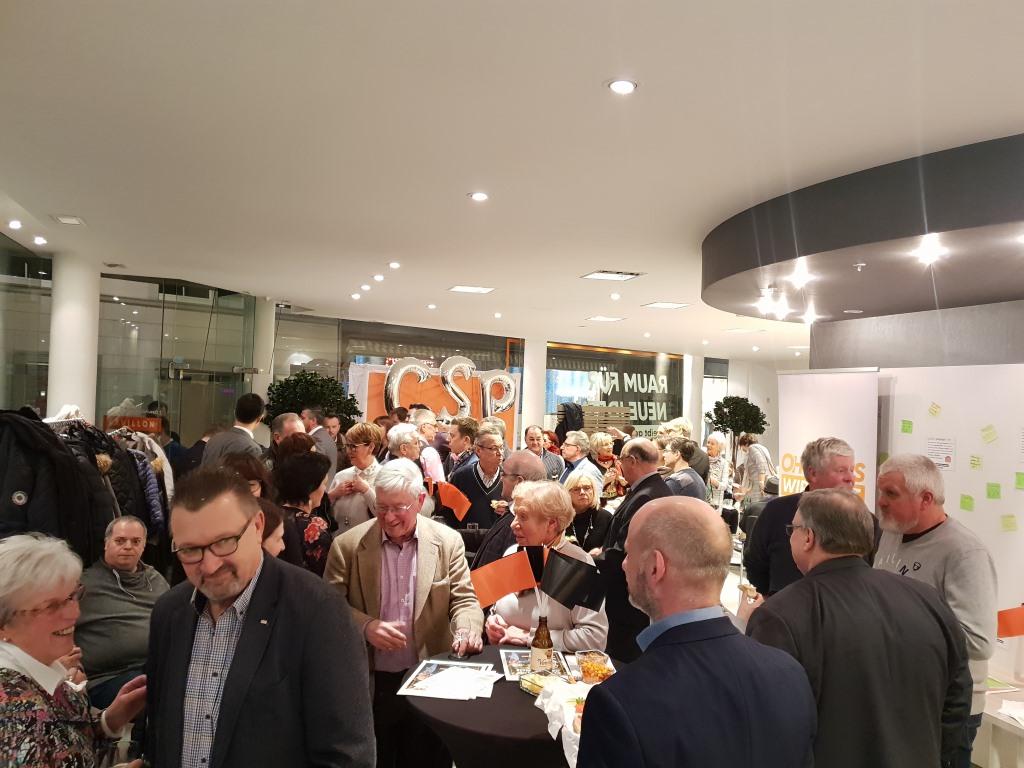 Neujahrsempfang der CSP Ostbelgien (Bild: Lena Orban/BRF)