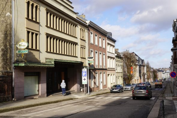 Kultur- und Festsaal Capitol in Eupen (Bild: Thierry Cornely/BRF)