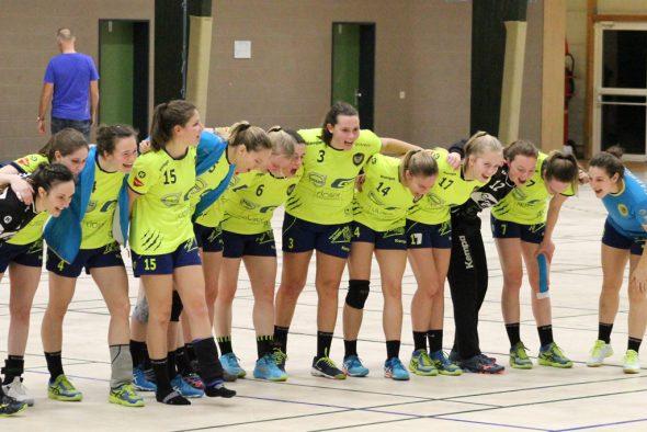 Sint-Truiden steht im Finale des Handball-Landespokals (Bild: Robin Emonts/BRF)
