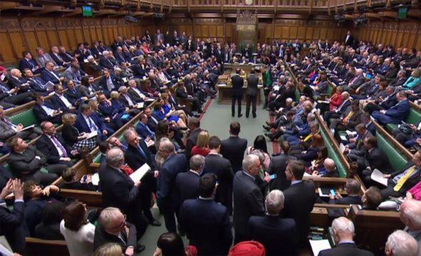Das britische Parlament stimmt nicht für zweites Brexit-Referendum