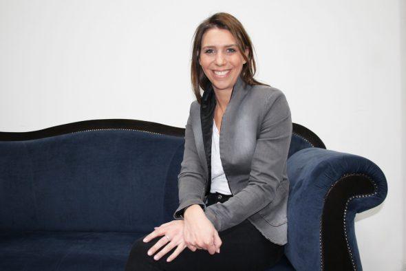 Christine Mauel tritt für die PFF bei den Regionalwahlen an (Bild: BRF)