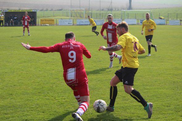 Derby der 2. Provinzklasse C: Walhorn vs. Recht (Bild: Christoph Heeren/BRF)