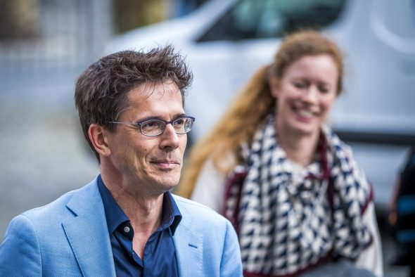 Bas Eickhout (Bild: Marcel van Hoorn/ANP/AFP)