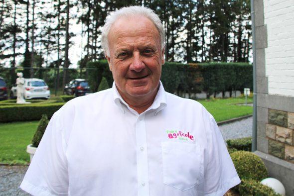 Raymond Esser ist seit 1996 Sekretär der Landwirtschaftsmesse (Bild: Chantal Scheuren/BRF)