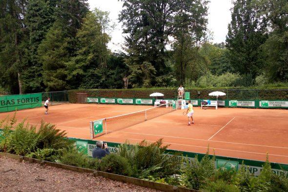 ITF-Turnier in Eupen (Bild: Manuel Zimmermann/BRF)