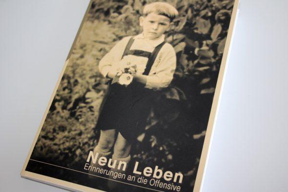 """Rainer Palm: """"Neun Leben - Erinnerungen an die Offensive"""" (Bild: BRF)"""
