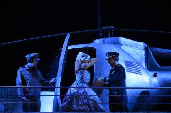 Alexise Yerna und Alexey Dolgov (Bild: Opéra Royal de Wallonie-Liège)