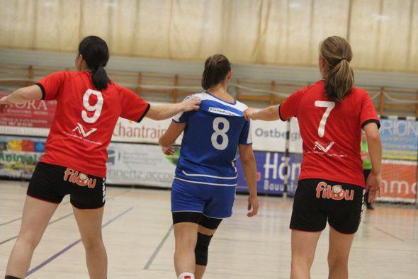 Handball-Landespokal: HC Eynatten-Raeren vs. KTSV Eupen (Bild: Christophe Ramjoie/BRF)