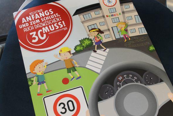 Verkehrssicherheitskampagne September 2019