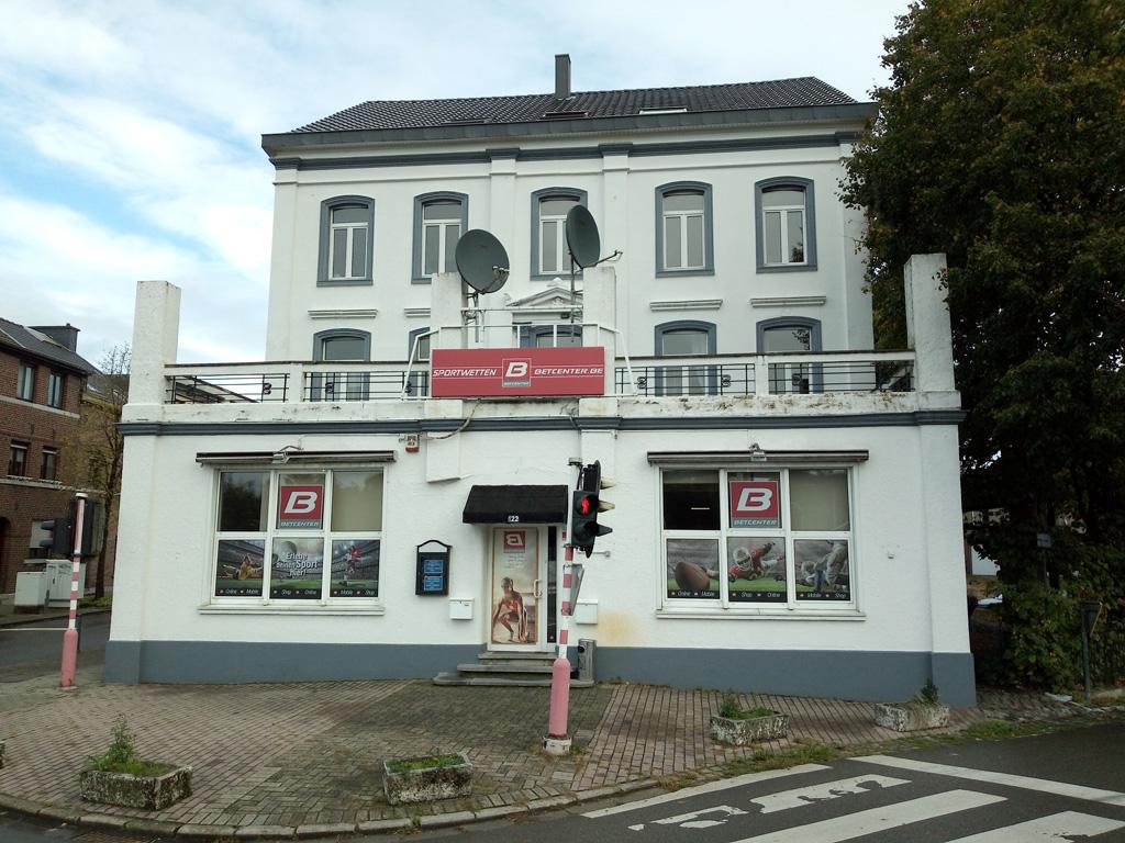 as ehemalige Casinogebäude (Bild: Manuel Zimmermann/BRF)