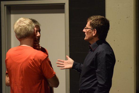 Carlo Lejeune (rechts) - Bild: Stephan Pesch/BRF