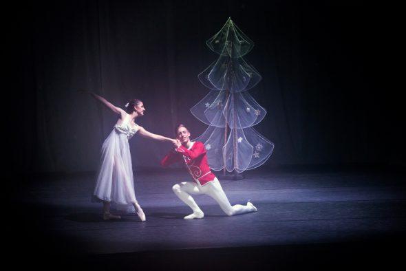 """Ballet des Jeunes"" des Tanzzentrums Walhorn (Bild: Elias Walpot Photographie)"