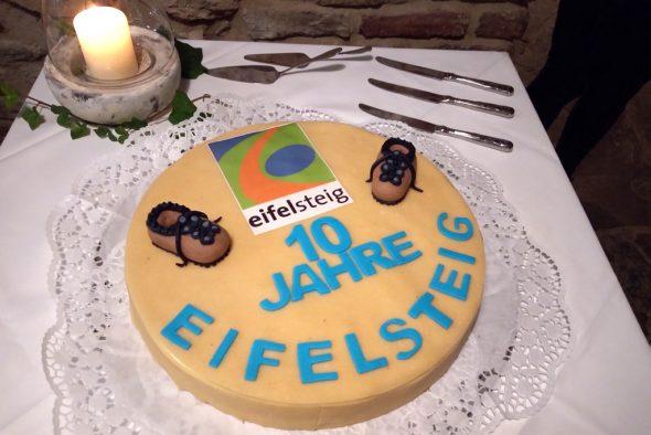 Der Eifelsteig feiert zehnten Geburtstag (Bild: Manuel Zimmermann/BRF)
