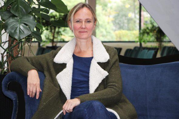 Regisseurin Nicole Erbe (Bild: Katrin Margraff/BRF)