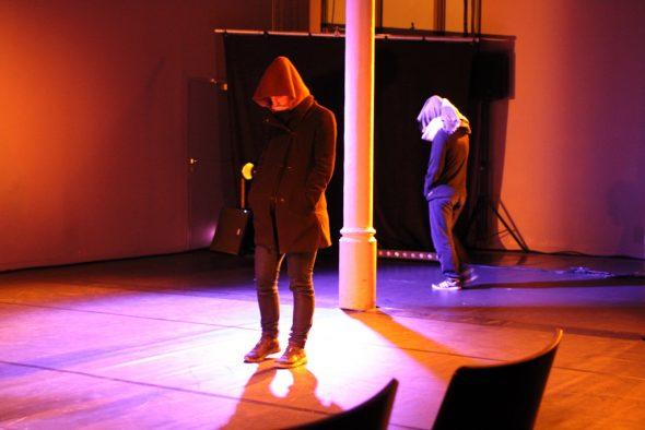 Adonde - Proben zum neuen Stück von Irene K. (Bild: Chantal Scheuren/BRF)
