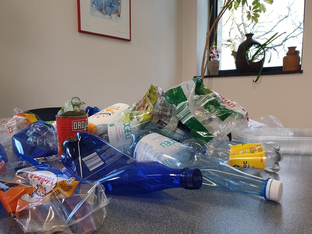 Plastikmüll trennen: Neue Option für Nord-Gemeinden der DG ab Dezember (Bild: Lena Orban/BRF)