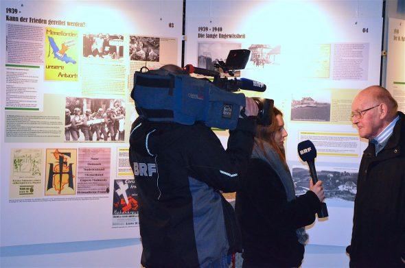 Interview mit Franz Ingenleuf (Bild: Alfons Henkes)