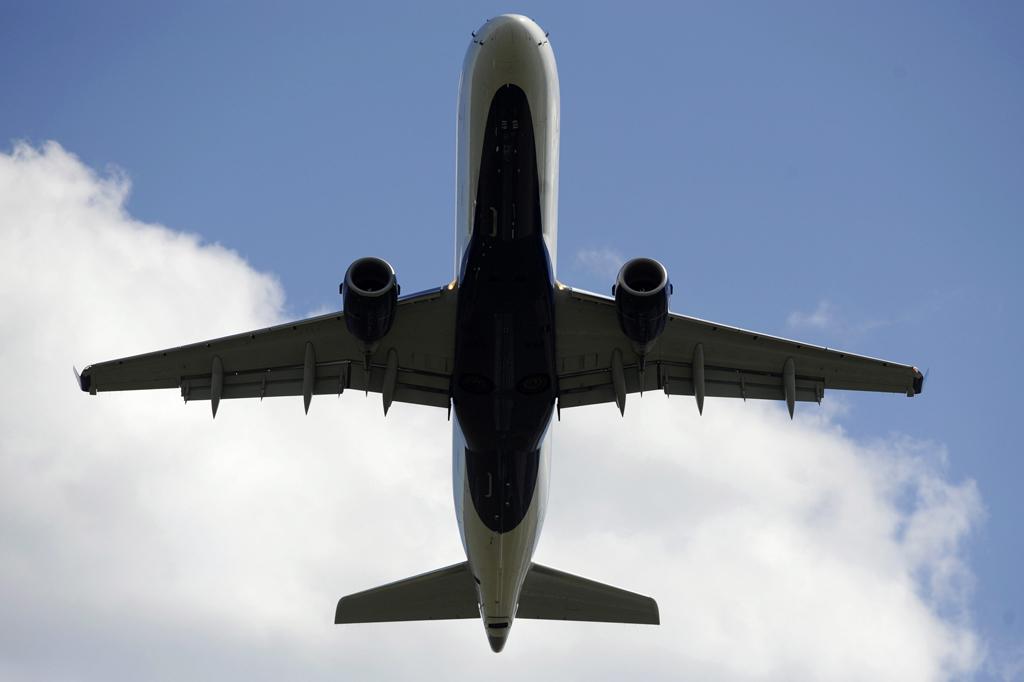 Treibstoff Flugzeug