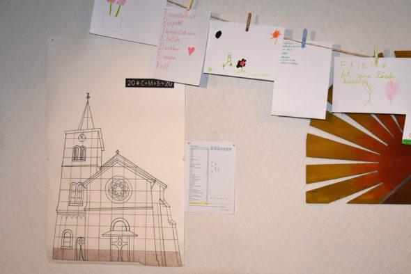 Pfarrkirche Elsenborn wird renoviert (Bild: Chantal Scheuren/BRF)