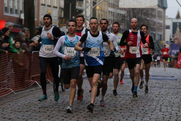 Silvester Lauf Aachen