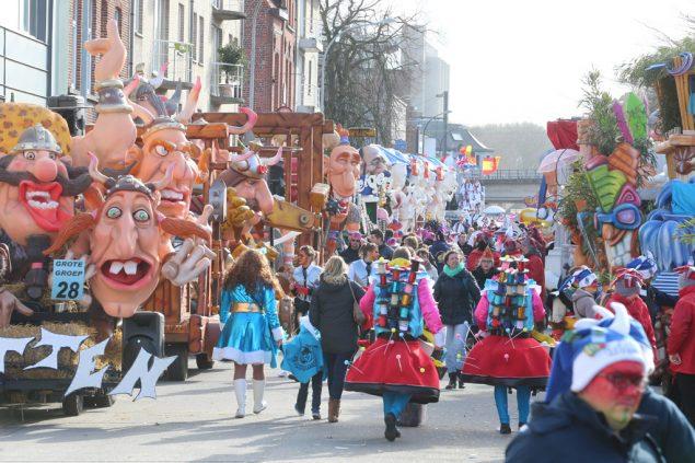 Karnevalszug Ehrenfeld 2021