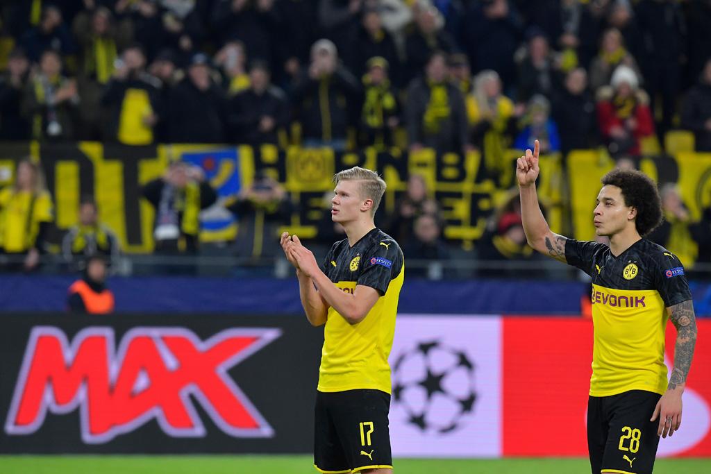 Champions League Borussia Dortmund Gewinnt Gegen PSG
