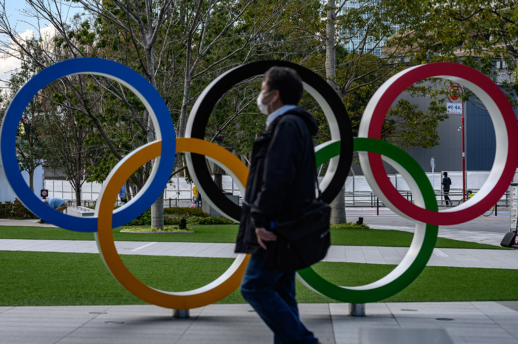 Olympia 2021 Eröffnungsfeier