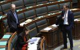 Kabinettssitzung am 26. März (Bild: Philip Reynaers /Belga)