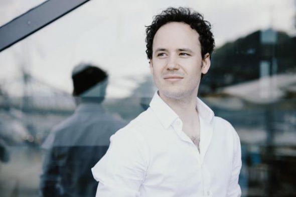 Gergely Madaras, Chefdirigent des Orchestre Philharmonique de Liège (Bild: Balazs Borocz Pilvax)
