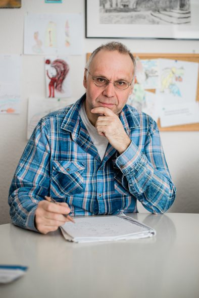 Dr. Frank Müller (Bild: Peter Bongard)