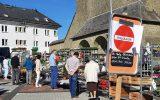 Wieder Markt in St. Vith (Bild: Michaela Brück/BRF)