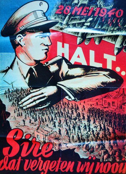 Propagandaposter (Quelle: SAE)