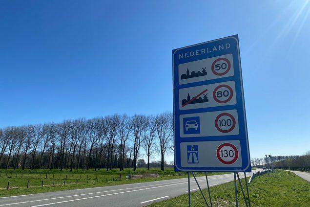 Niederlande Grenzschließung