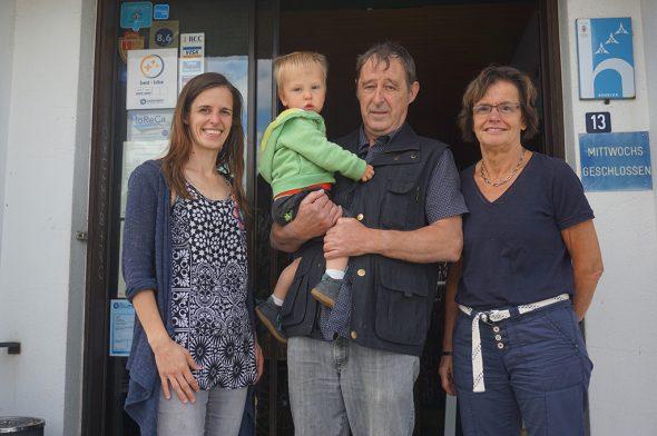 Familie Fickers führt in mehreren Generationen das Hotel Schröder (Bild: Stephan Pesch/BRF)