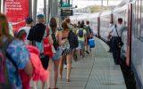 Bahnhof in Oostende (Bild: Nicolas Maeterlinck/Belga)