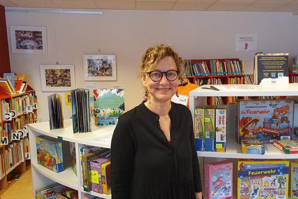 Gaby Zeimers (Bild: Medienzentrum)