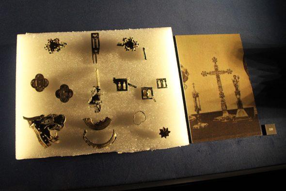 Ausstellung: Mittelalter 2.0 - Goldschmiedekunst des Historismus am Aachener Dom (Bild: Robin Emonts/BRF)
