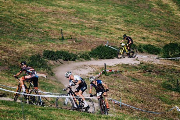 Mountainbiker Arne Janssens aus Schönberg (Bild: Alessandro Volders/Cycling Media Agency)