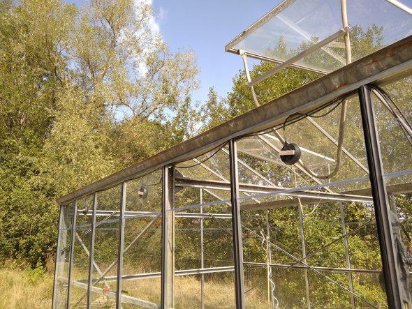 "Das ""Greenhouse"" am Ravelweg in St. Vith (Bild: Joost van Duppen)"