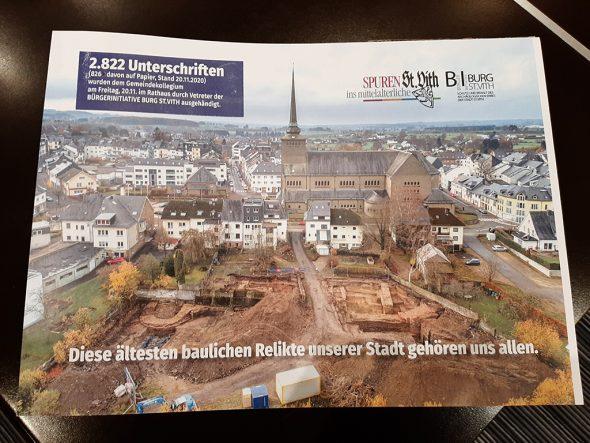 Rund 2.800 Unterschriften hat die Bürgerinitiative gesammelt (Bild: Andreas Lejeune/BRF)