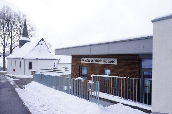 Dorfhaus Möderscheid