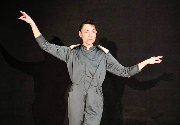 """Agora-Theater zeigt """"Die seltsame und unglaubliche Geschichte des Telemachos"""" (Bild: Agora Theater)"""